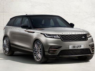 Новый кроссовер Land Rover разбили на «отлично»