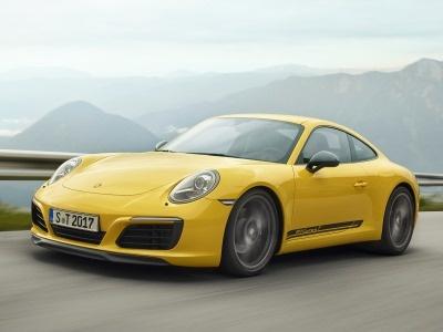 Porsche представил туринговую версию модели 911 Carrera