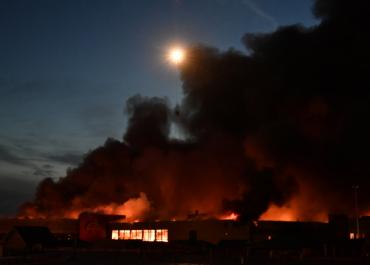 Посаженников: пожарные сигнализации в ТЦ «Синдика» сработали вовремя