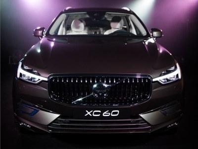 Состоялась российская презентация нового Volvo XC60