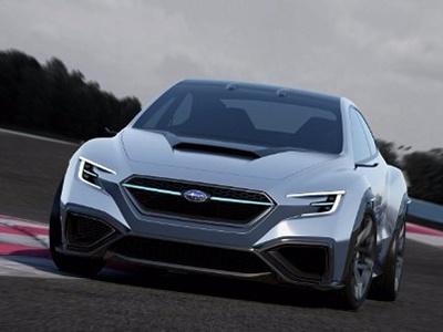 Subaru показала предвестника нового WRX