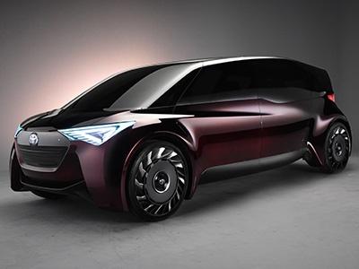 Toyota оснастит электрокары безвоздушными шинами