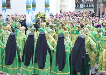 Воробьев: поздравляю всех православных с Днем памяти Сергия Радонежского