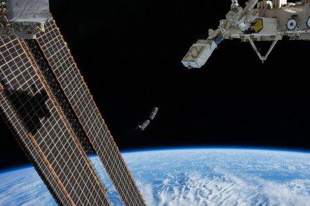 «Первая космическая нация» вывела собственный попутчик на околоземную орбиту