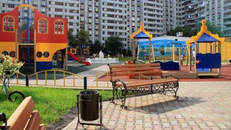 Почти 4 тыс. дворов благоустроят в Подмосковье в 2018 году по итогам интернет-голосования