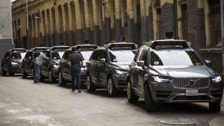 Uber закупает 24 000 Volvo XC90, дабы обернуть их в беспилотные такси