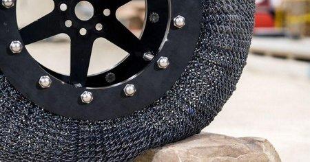 В NASA разработали шины с эффектом памяти для новоиспеченного марсохода