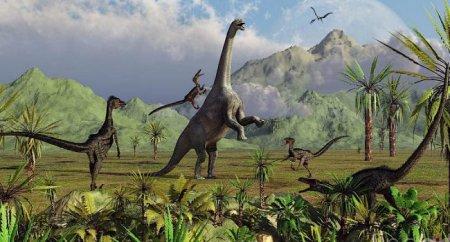 Вымирание динозавров — итого лишь случайность