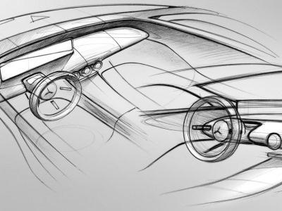 Mercedes-Benz рассекретил салон нового A-Class