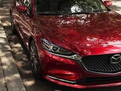 Обновлённую Mazda6 представят на автосалоне в Лос-Анджелесе