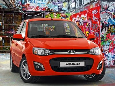 Отечественная Lada продолжает доминировать в сегменте «В»