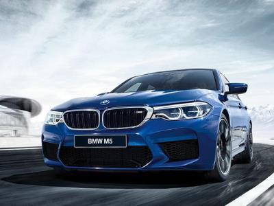 Озвучена рублёвая цена нового BMW M5