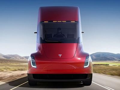 Tesla представила электро-грузовик Semi: 800 км и автопилот