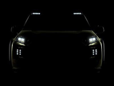 Toyota анонсировала новый кроссовер FT-AC