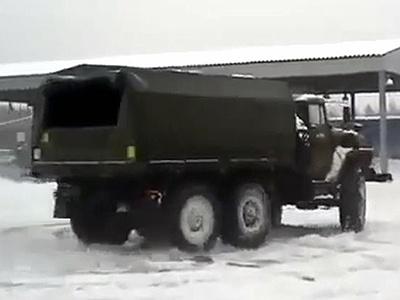 Видео: Суровый «Уральский» дрифт