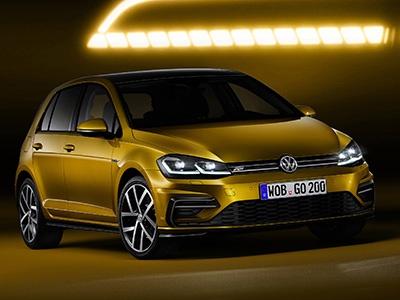 Volkswagen тестирует 48-вольтовую версию Golf