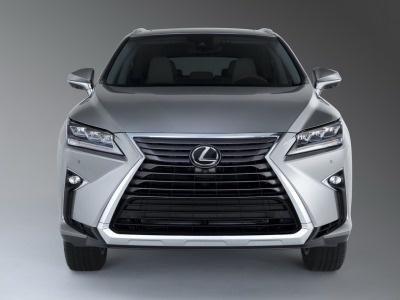 Lexus показал трёхрядный кроссовер RXL