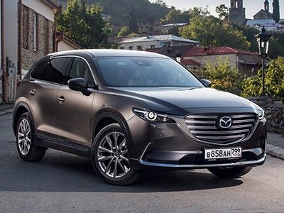Mazda в 2018 году начнет сборку кроссовера CX-9 во Владивостоке
