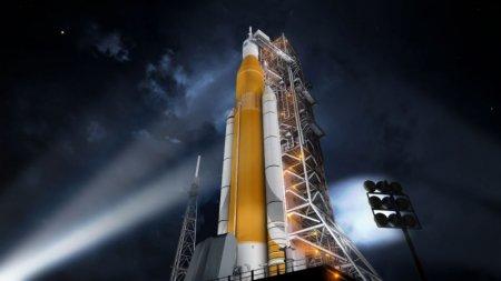 NASA пытается удешевить производство и эксплуатацию своей мегаракеты SLS