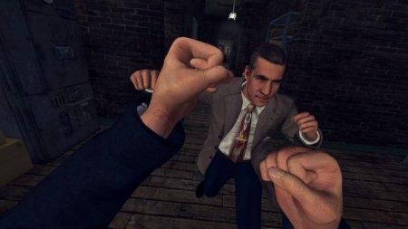 #видео дня   Чем развлечь себя в игре L.A. Noire: The VR Case Files