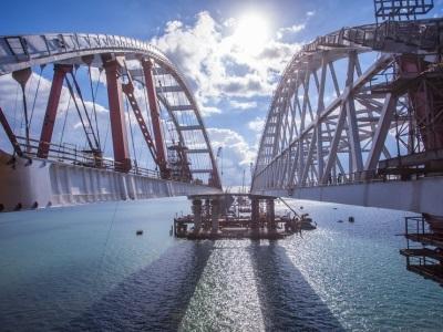 На мост в Крым пустят не всех