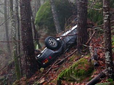 Угнанный 27 лет назад Porsche случайно нашел собачник