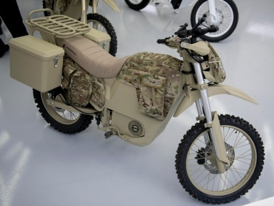 Электромотоциклы «Иж» поступят в Минобороны весной