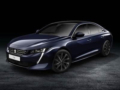 Флагманская модель Peugeot полностью рассекречена