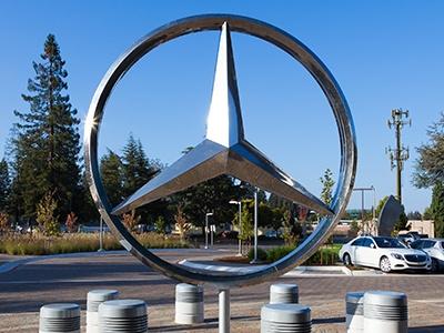 Geely выкупил более 9% акций Daimler за $9 млрд