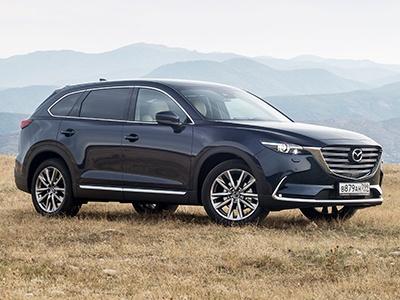 Mazda CX-9 начнут выпускать во Владивостоке в 2018 году