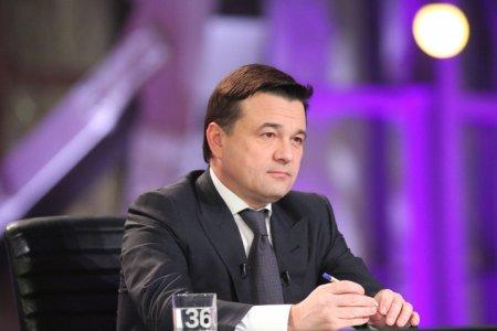 Андрей Воробьев подвел основные итоги февраля в телеэфире