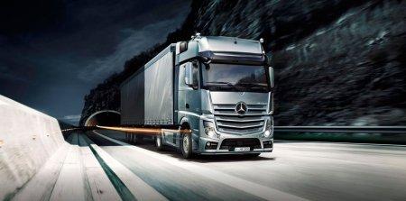 Daimler начнёт производить электрофуры eActros в 2021 году
