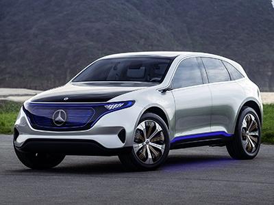 Mercedes-Benz представит в Женеве первый серийный электрокар