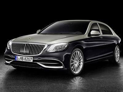 Mercedes обновил Maybach и представил перед Женевой