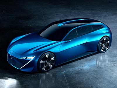 Peugeot покажет в Женеве совершенно новый седан 508