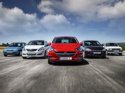 Полностью электрический Opel Corsa появится в 2020 году