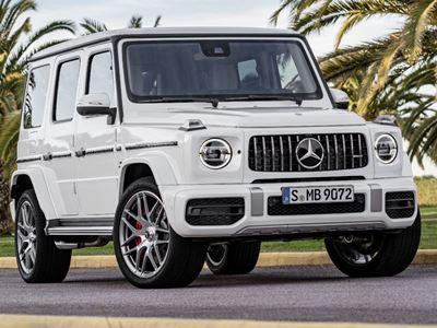 Представлен новый Mercedes-Benz AMG G 63