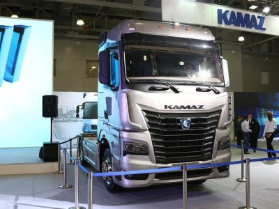 Рынок новых грузовиков устремился в рост