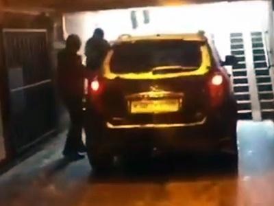 Видео: Водитель проверил возможности SsangYong в подземке
