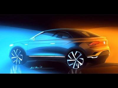 Volkswagen анонсировал выпуск первого кросс-кабриолета