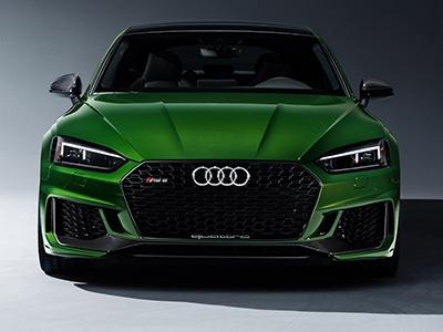 Audi представил пятидверное купе RS 5 Sportback