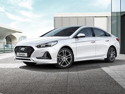 «Автотор» начал сборку Hyundai Sonata