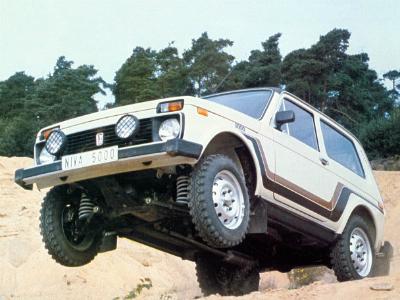 «АвтоВАЗ» обещает сохранить узнаваемость Lada 4x4