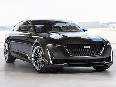 Cadillac будет выпускать по новинке каждые полгода до 2022 года
