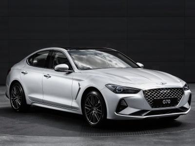 Genesis раскрыл дату презентации модели G70 в России