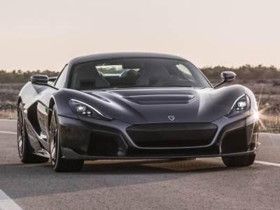 Хорватский Rimac обставил Tesla Roadster