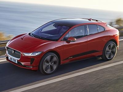 Jaguar представил электрокар I-Pace, который привезут в России