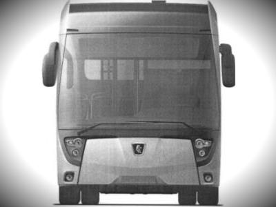 «КамАЗ» зарегистрировал в Роспатенте облик новых автобусов