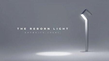 Nissan применит отработанные батареи электромобилей для уличного освещения