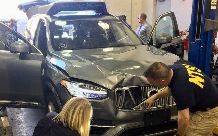 #видео | Опубликованы записи с регистратора беспилотника Uber, насмерть сбившего человека